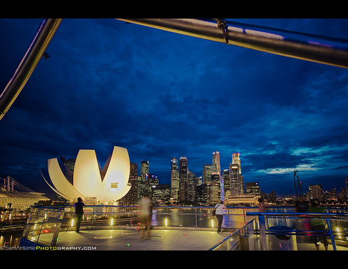 Singapore my gateway to Southeast Asia! by Sam Antonio Photography