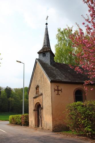 Chapel in Grentzingen, Luxembourg