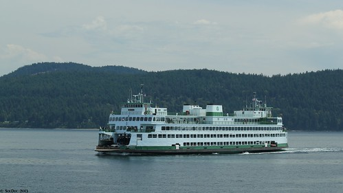 MV Elwha - Washington State Ferries
