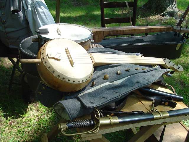 Music was an important aspect of Civil War life.