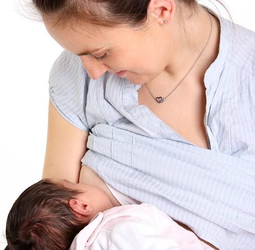 Breastfeeding Your Newborn Baby