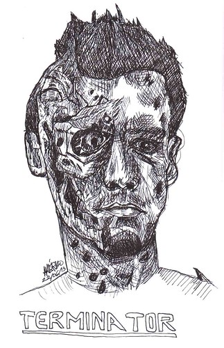 Terminator by americoneves