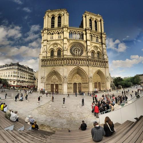 Notre-Dame de Paris - 13-6-2013 - 19h36