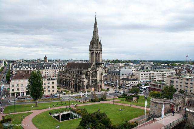 Normandía - Caen