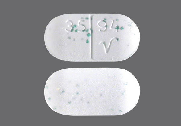 vicodin generic acetaminophen tablet