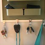 DIY Mail Organizer & Storage Board