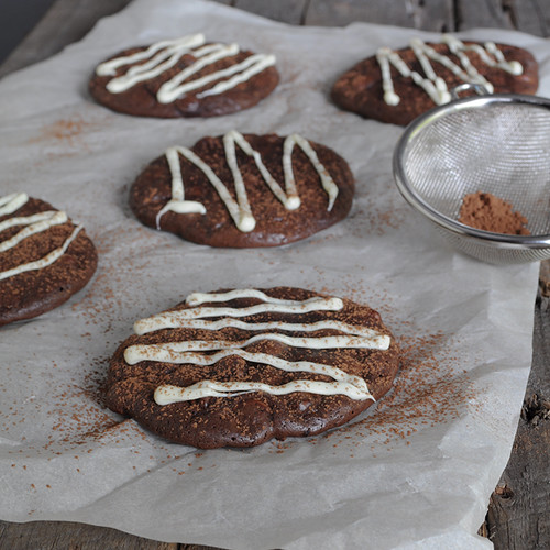 flourless-chocolate-cookies
