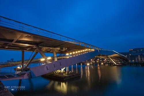 The Jan Schaefer Bridge by Nathalie Stravers