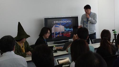 Nokia Con in Japan 2013