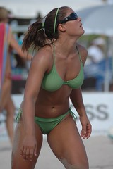 Volleyball on Miami Beach 54