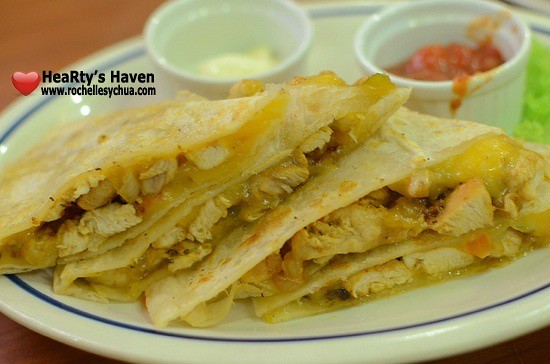 iHop Quesadillas