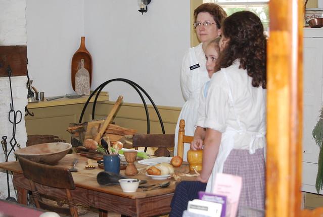 Brick Kitchen at Chippokes Plantation