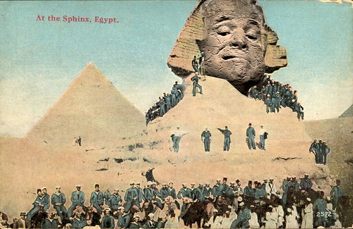 THE SPHINX by WilliamBanzai7/Colonel Flick