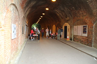 Reigate Caves - Tunnel Road