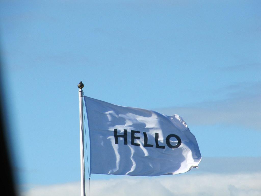Hello -