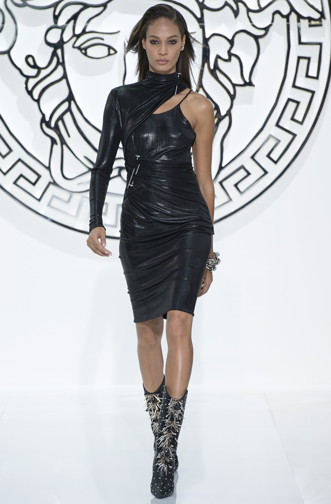 dress4 VERSACE Women's FW1314