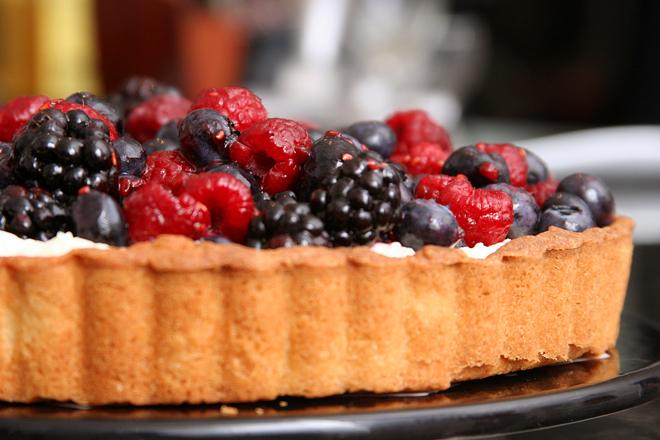 mascapone fruit tart 5
