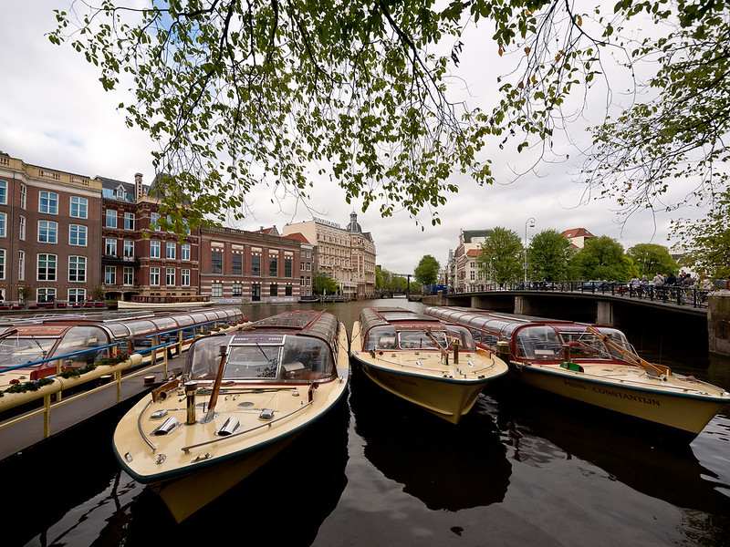 One of the best ways to see Amsterdam is from the water. Take a canal boat tour or rent a boat and explore the waters at your leisure.