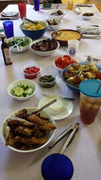 Labor Day dinner