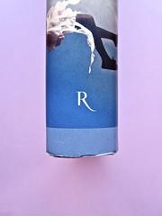 David Levithan, ogni giorno. Rizzoli 2013. Progetto grafico di copertina © Adam Abernethy. Dorso di sovracoperta (part.), 1