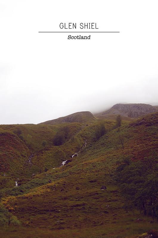 Glen Shiel | Scotland