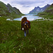 After the Midnight Sun. Lofoten Islands. Norway. by dealvarosanz