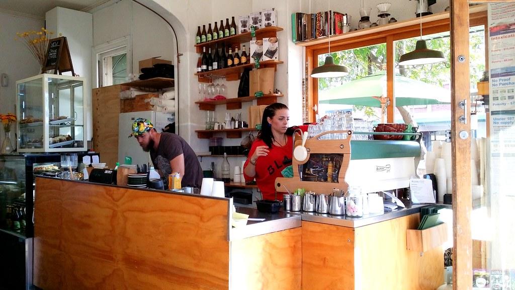 Melbourne Cafes: Krimper