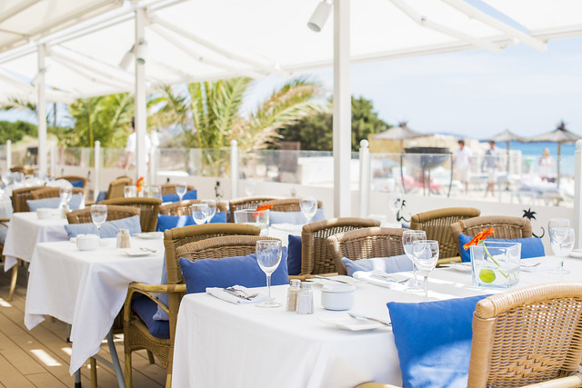 Coco Beach, Ibiza beach restaurant 13