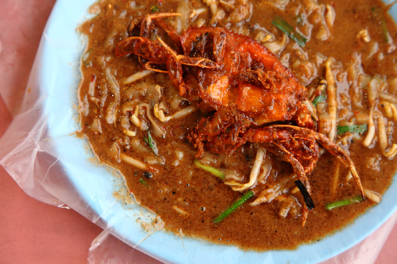 Soft-Shell-Crab-Char-Koay-Teow