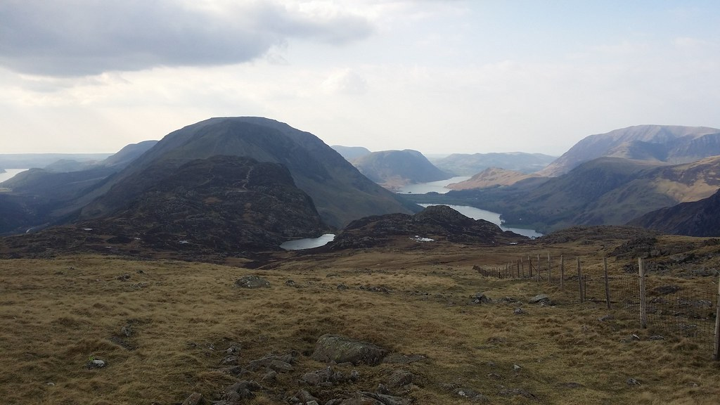 Haystacks from Brandreth #sh
