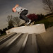 Kyle Lapins - Fakie Frontside Flip by littlepeaceofmind