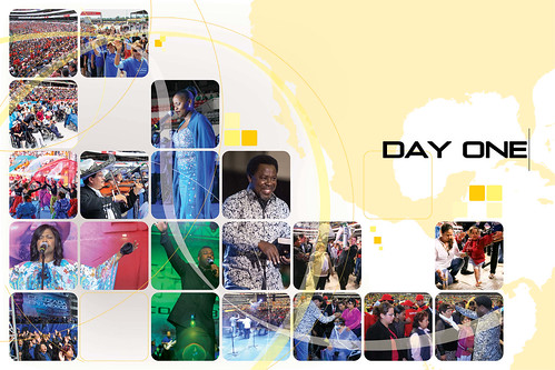 Day One - Mexico Crusade with Prophet T.B. Joshua