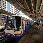 Transportation in Thailand: Bangkok Skytrain