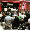 Huge crowd at the Cope 8th grade awards night!