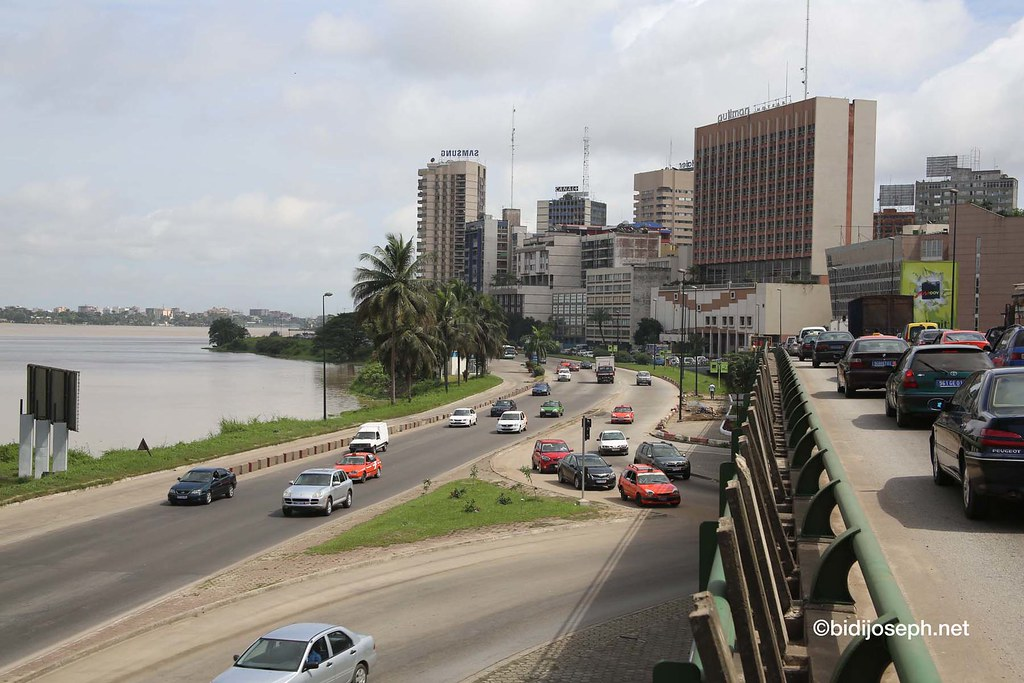 reportage sur Abidjan