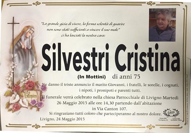 Silvestri Cristina