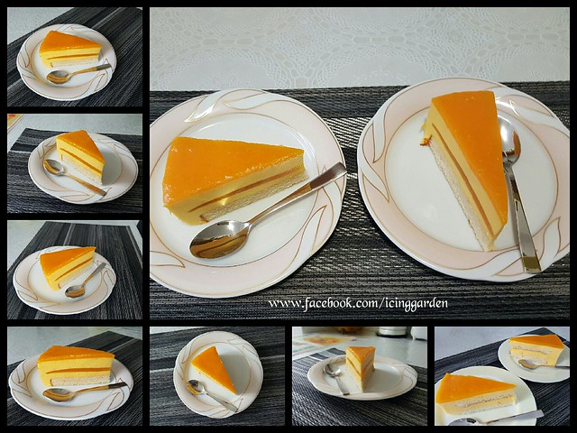 Delicious Mango Mousse From My Kitchen.......😀