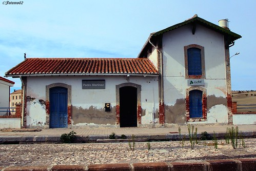 Estacion de Pedro Martinez