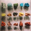 minerals at the #naturalhistorymuseum #nyc