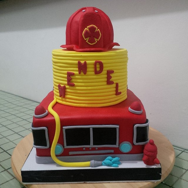 Cake by Vadette Lopez Obusan of Cakestreats