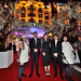MIPCOM 2016 - EVENT - RED CARPET AND OPENING NIGHT PARTY - THE DRAGON DENTIST CREATOR HIDEAKIANNO AN MOYOKO ANNO (NHK ANIMATED SERIES)