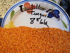 Around Paris: Turkish Lentils, Oct. 2016