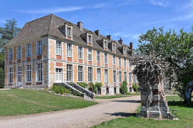 Abbaye de Mortemer Eure, Nikon D7000, AF-S DX VR Zoom-Nikkor 18-200mm f/3.5-5.6G IF-ED [II]