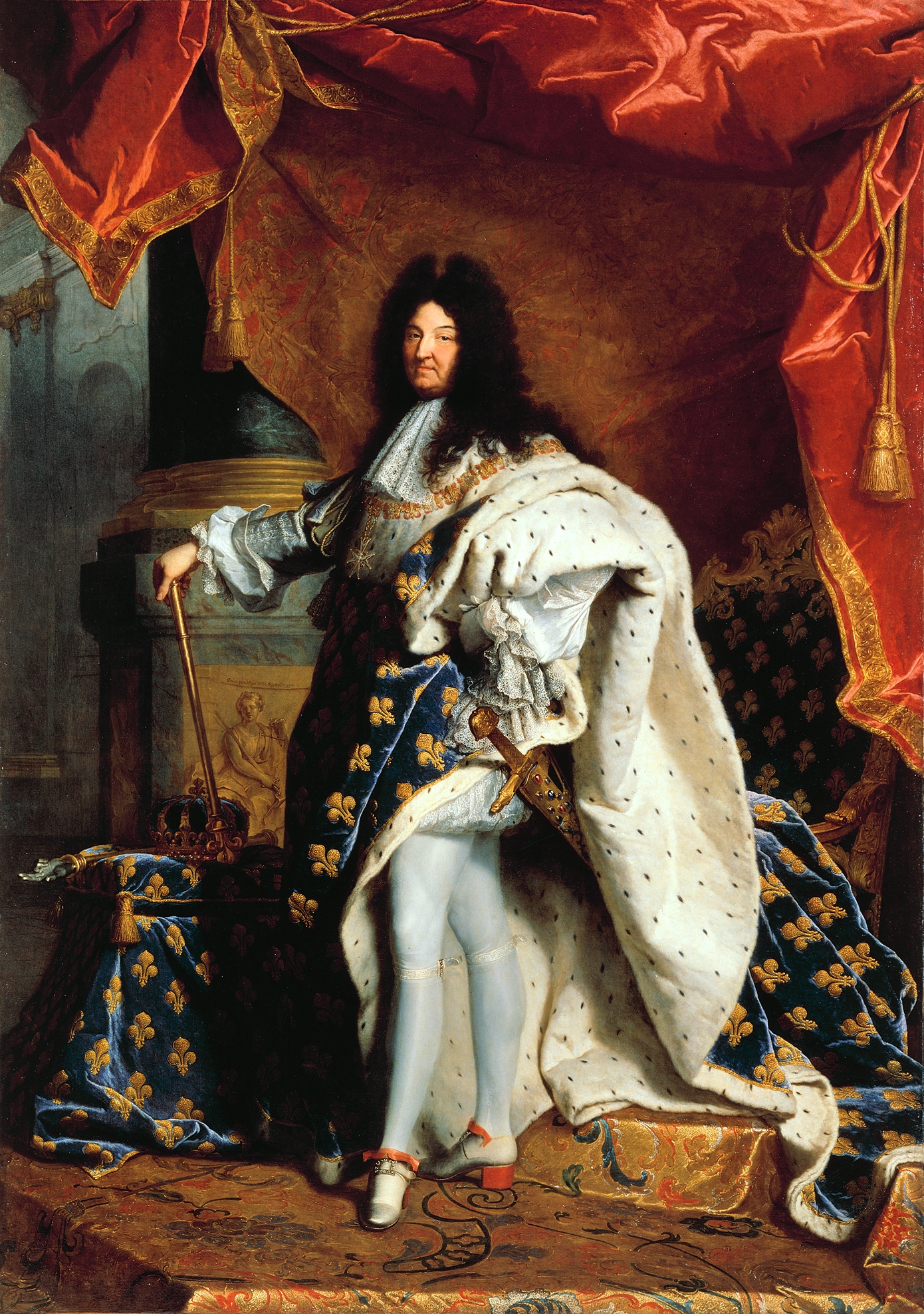 Louis XIV, King of France