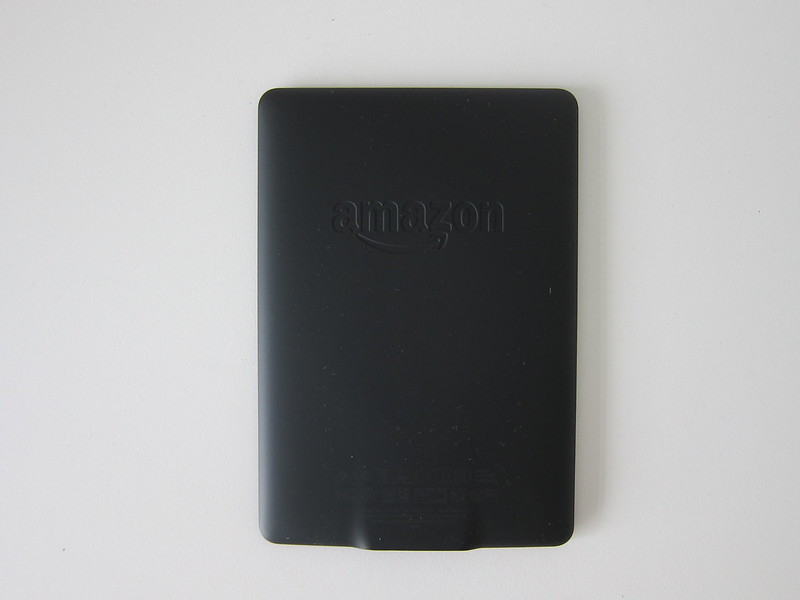 Kindle Paperwhite E-reader (2016) - Back
