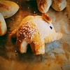 Todays creation: the #gritifant :elephant: Happy Samichlaus :santa: #xmas #gritibänz by @pgart