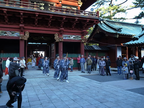 廿日会祭 降祭2012