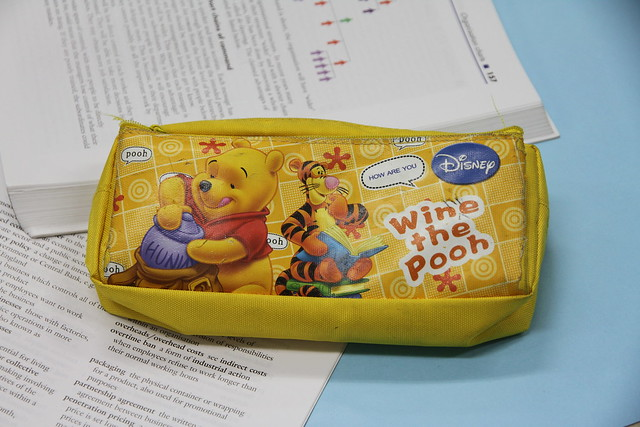 Pooh Pencil Case