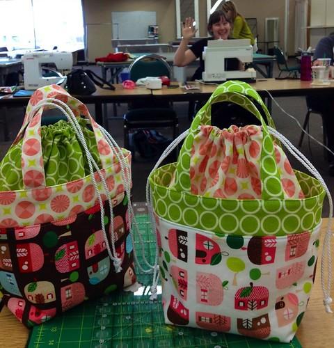 Ayumi lunch bags