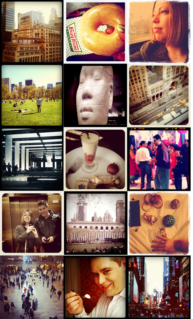 nyc instagram